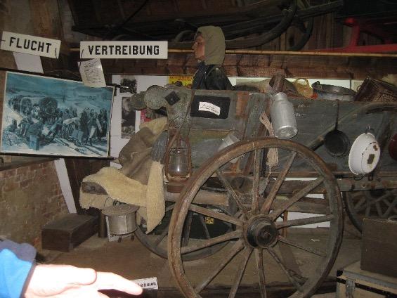 """Museum für """"Vergessene Arbeiten"""" in Steinhorst"""