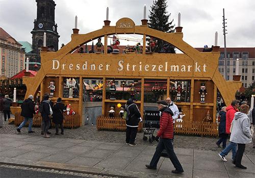 Striezelmarkt Dresden 2019
