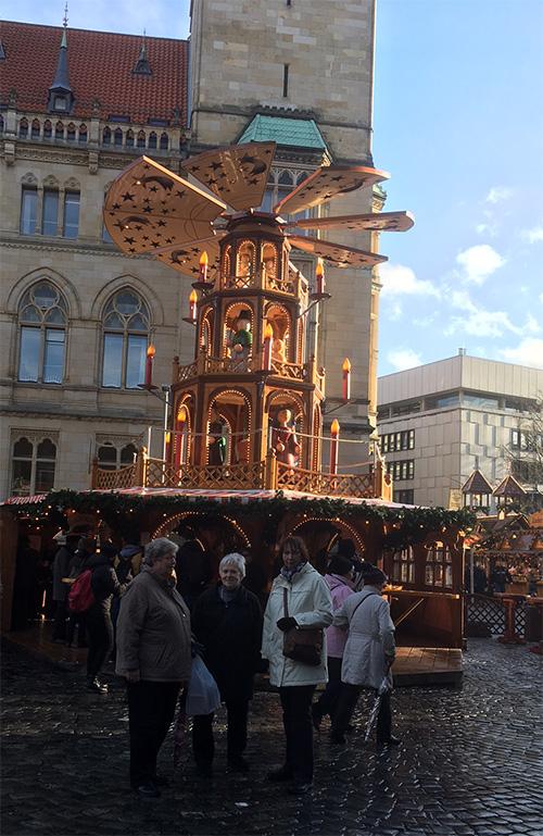 Adventsmarkt in Braunschweig