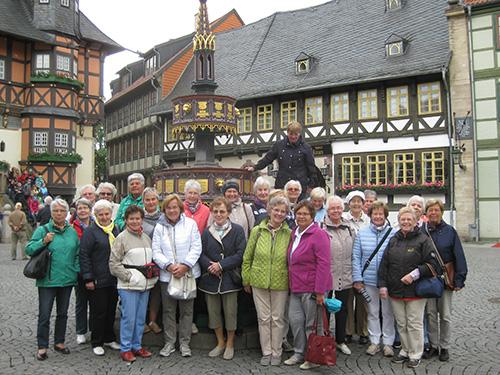 Gruppenbild unserer Harzreise