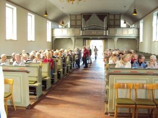 Erntedank in der Eicheder Kirche 2016