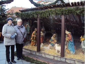 Weihnachtsmarkt 2016 in Celle