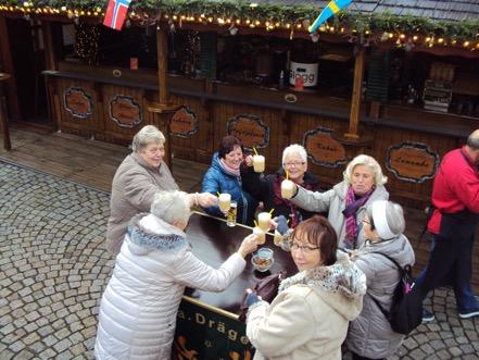 Weihnachtsmarkt 2016 in Lüneburg