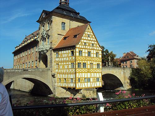 Das Bamberger Rathaus