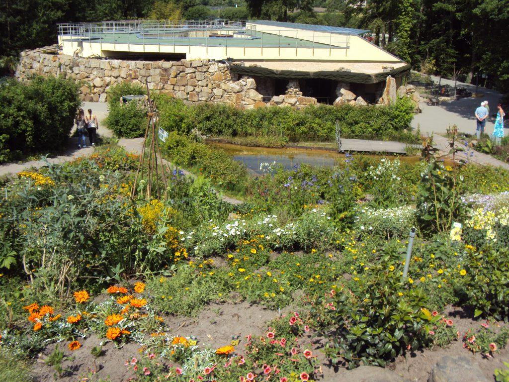 """Gärten der """"naturagart"""" in Ibbenbüren"""