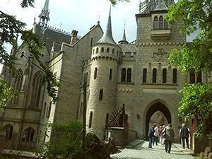 Schloss Marienburg im Calenberger Land südlich von Hannover