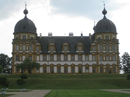Schloss Seehof in der Nähe von Bamberg