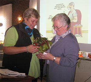 Vortrag zum Thema Vegetarisches Essen