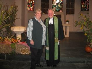 Erntedank in der Peter und Paul Kirche in Bad Oldesloe