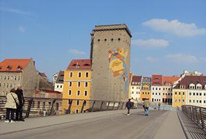 Brücke in Görlitz