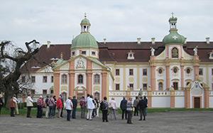 Besuch im Kloster Marienthal