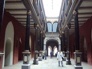 Rathaus Passage Stralsund