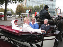 Fiakerfahrt in Wien