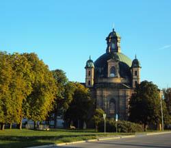 Wallfahrtskirche Maria Hilf (Freystadt)