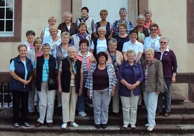Gruppenbild Weserbergland