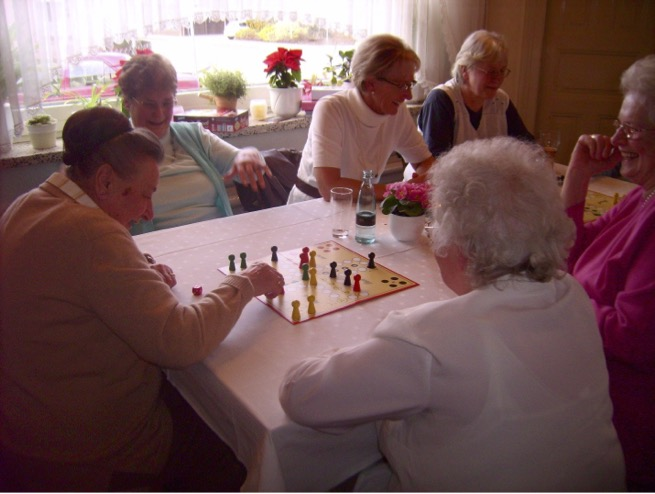 Spielenachmittag 2009