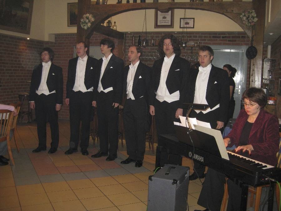 Acapella-Chor aus Reinfeld