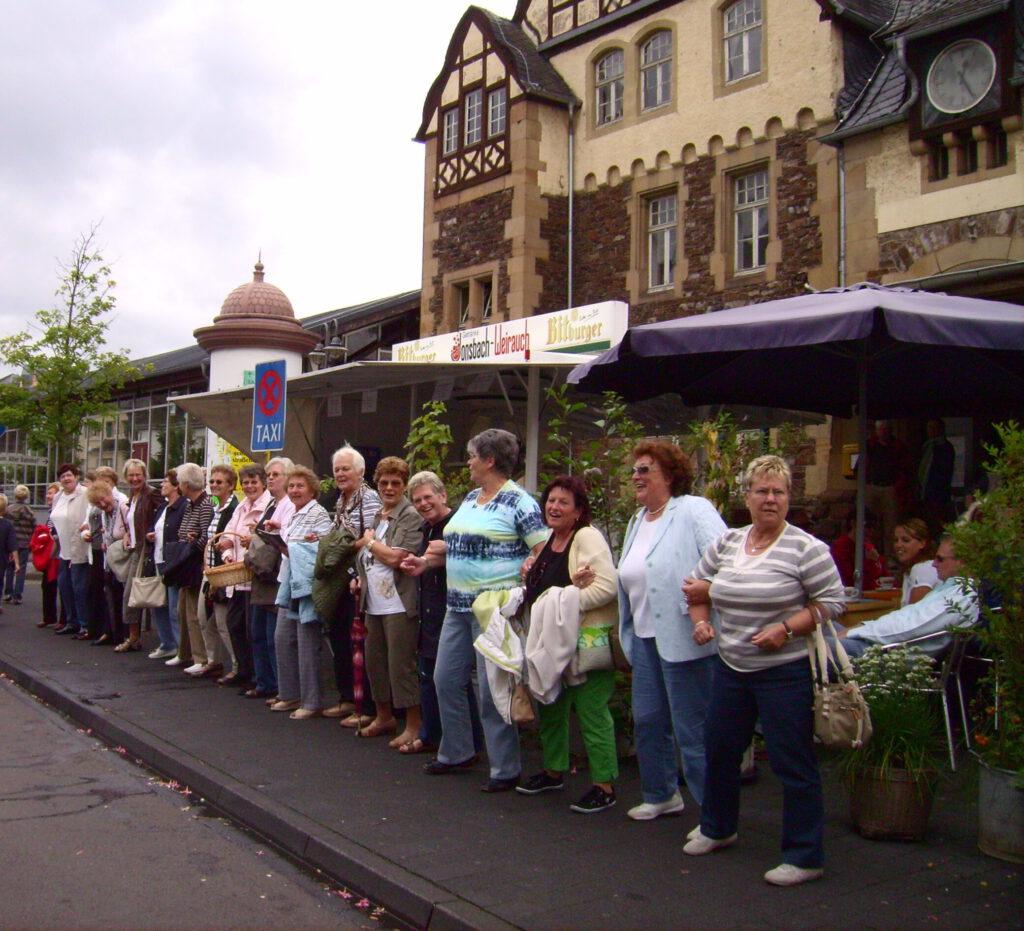 Schunkeln in Bernkastel-Kues