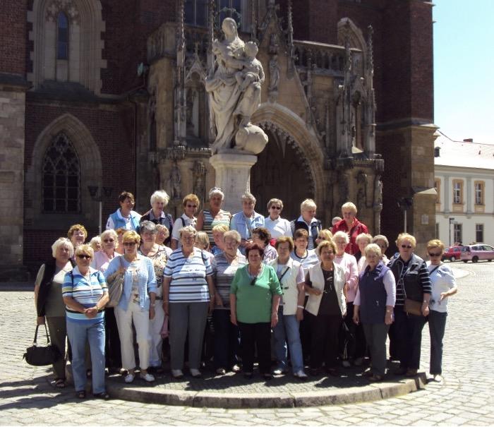 Gruppenbild Schlesien 2010