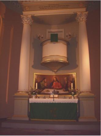 Kirche in Krempe
