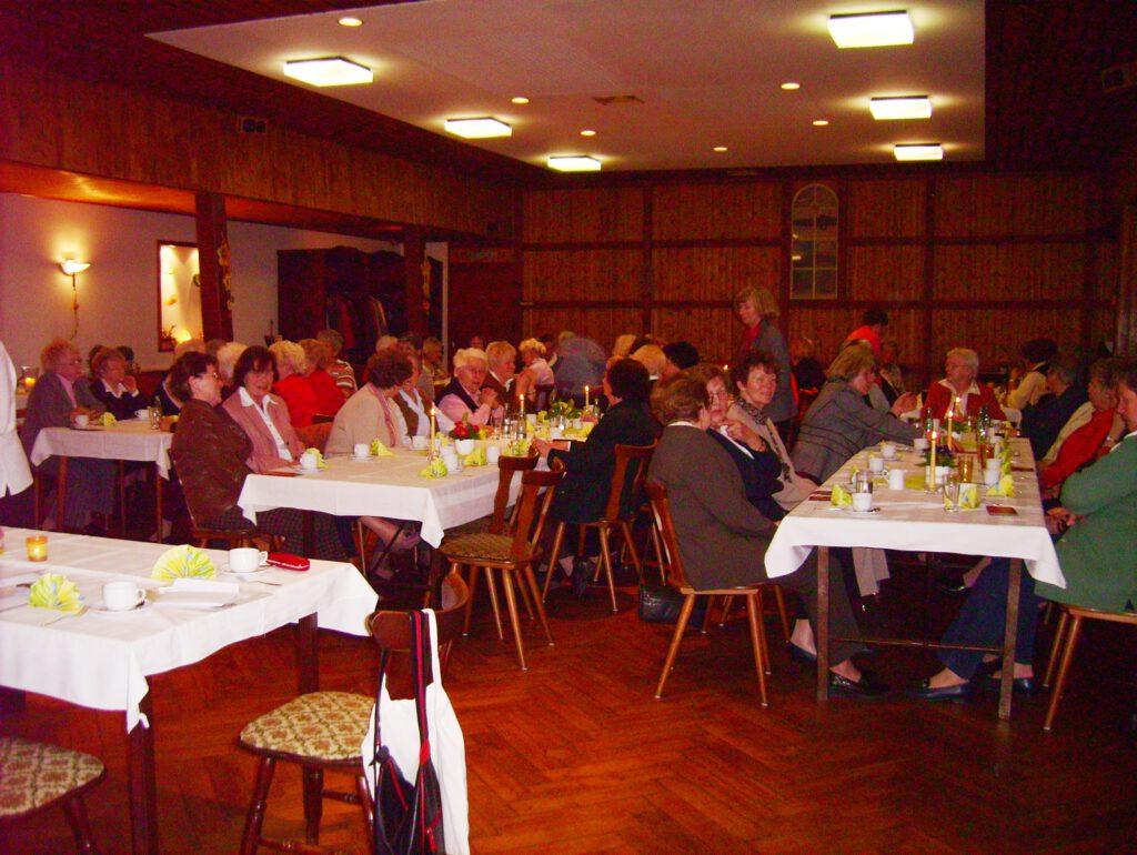 Jahreshauptversammlung 2008 in Mollhagen