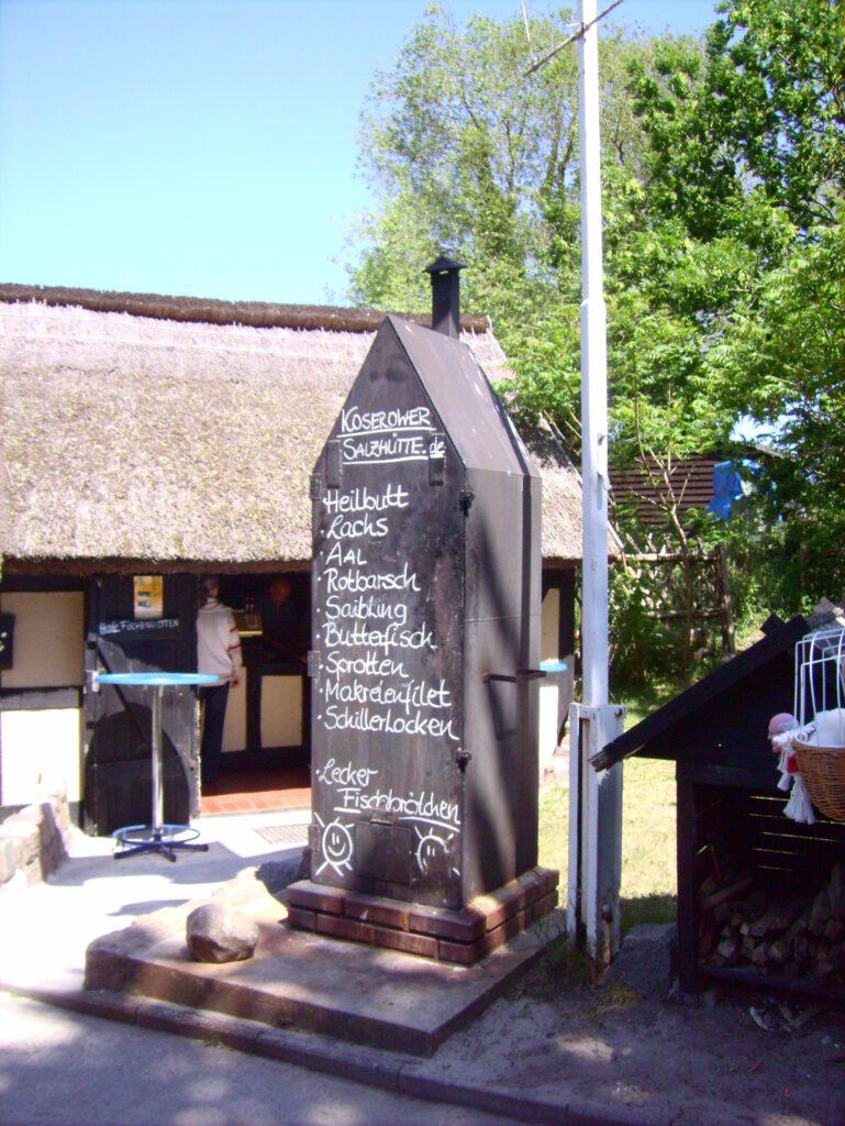 Koserower Salzhütte