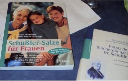 Vortrag Schüßler-Salze