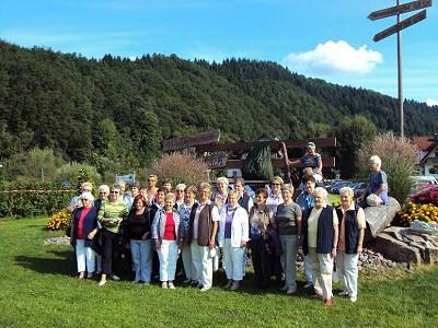 Gruppenbild Schwarzwald